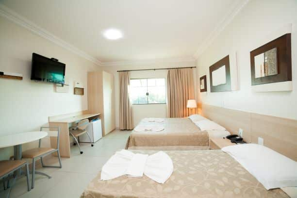 Apartamento do Villa de Holanda Hotel